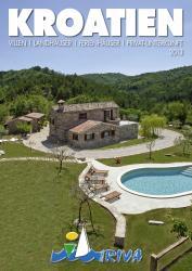 Kroatien Villen, Land-, Ferienhäuser, Privatunterkünfte
